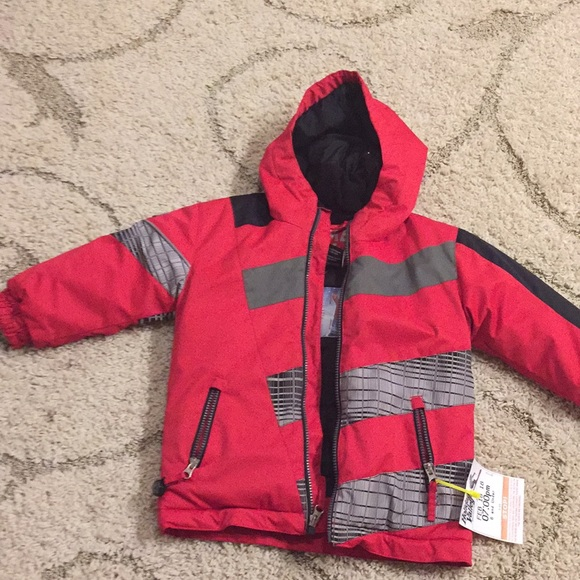 Obermeyer boys ski jacket size 3. M 5acc01ec9cc7ef22716cd198 92a17db74